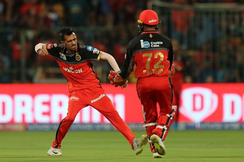 Yuzvendra Chahal(L) will play a crucial role for RCB this IPL.