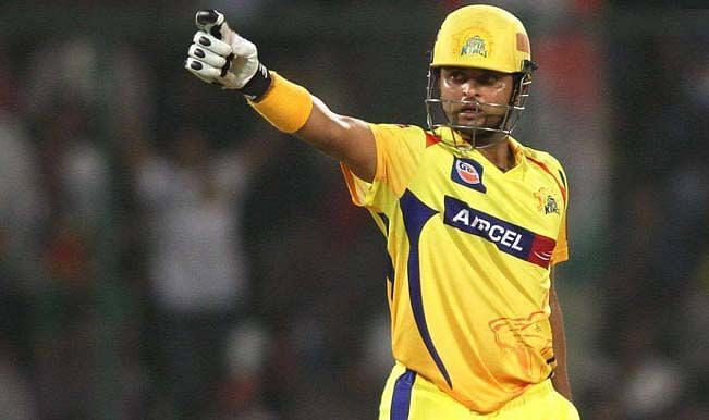 Suresh Raina became the first batsman in IPL to remain stranded on 99.