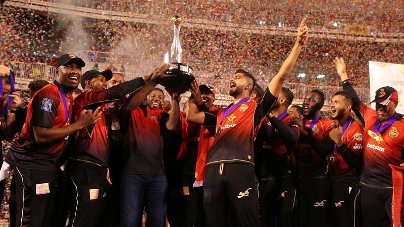 Trinbago Knight Riders have won CPL20 three times, the most by any team.
