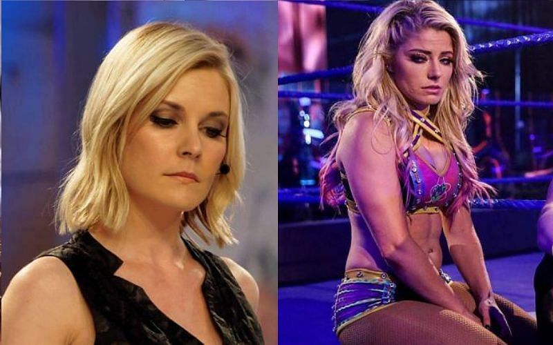 Renee Young was popular backstage