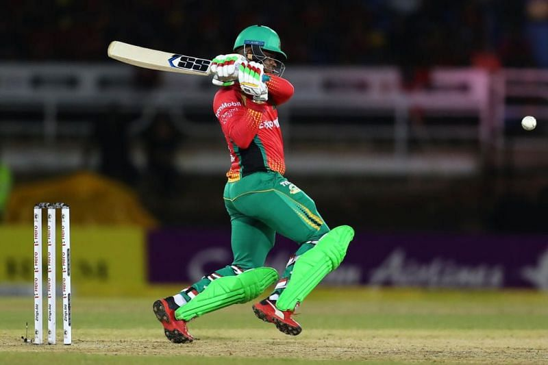 Shimron Hetmyer will look to get in amongst the runs in the next CPL match