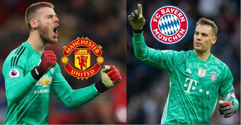 Bayern Munich and Manchester United have one of the best defensive records in the 21st century.