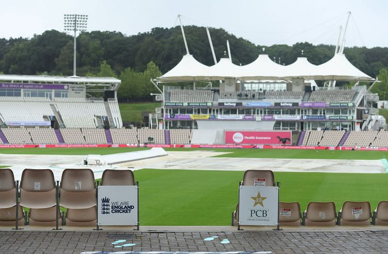 The first match might be interrupted due to rain