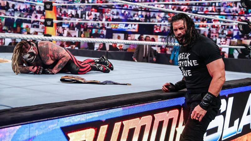 WWE SummerSlam में हुए दो चैंपियनशिप मैचों के नतीजों ने चौंका दिया