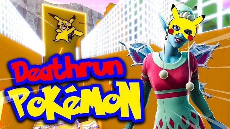 15 level pokemon deathrun