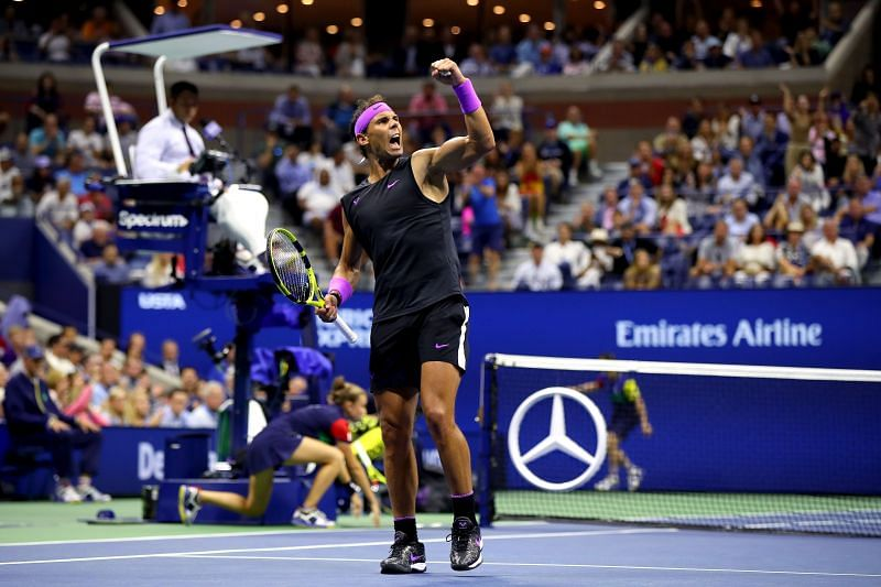 Rafael Nadal will not be defending his US Open crown