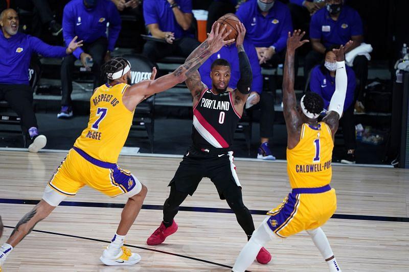 Portland Trail Blazers Vs La Lakers Prediction Match Preview August 20th 2020 Game 2
