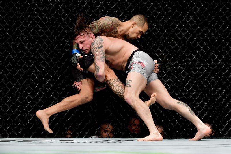 UFC Fight Night Gillespie vs Yancy