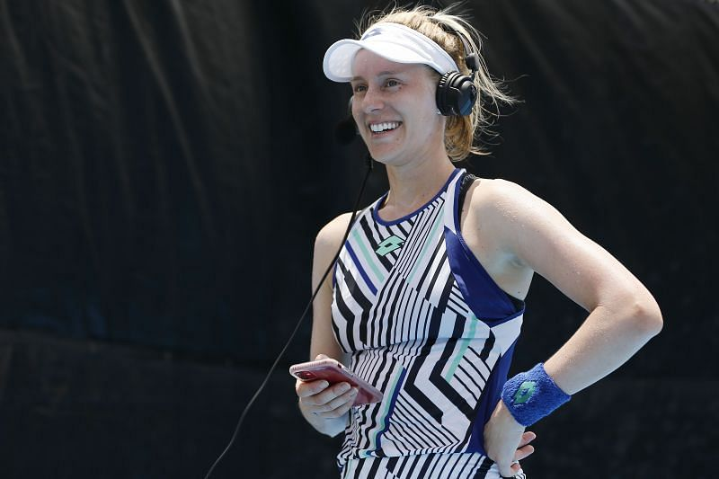 Alison Riske faces Tatjana Maria in the first round of the 2020 US Open