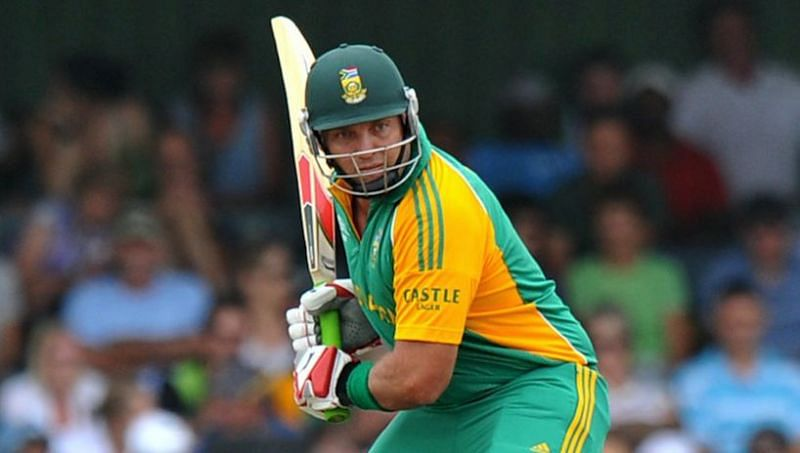 Jacques Kallis is widely regarded as the greatest South African player of all time