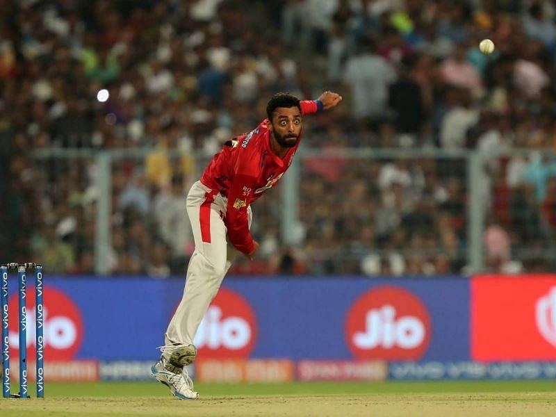 Varun Chakravarthy has played just one IPL match. Image Credits: Sportstar