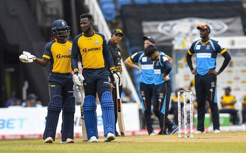 Darren Sammy (C) should come good for the Zouks in the upcoming CPL match