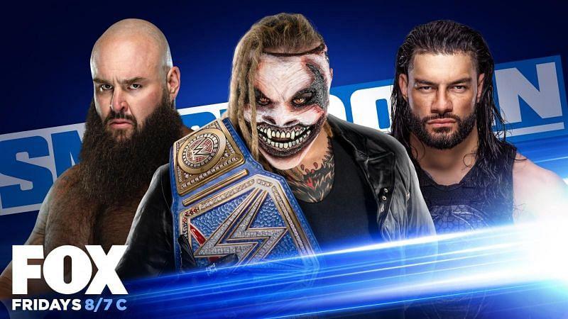 WWE SmackDown में होने वाली है रोमन रेंस की वापसी