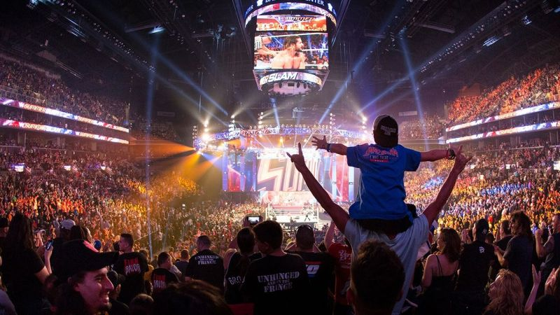 WWE SummerSlam 2021 Reportedly Preponed With Live Fans In Attendance 1