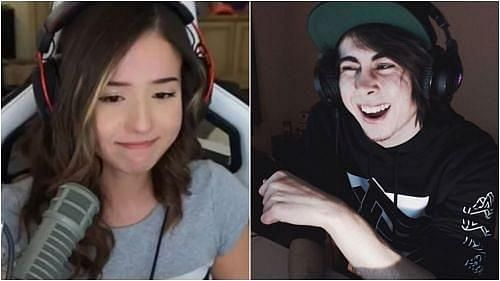 Pokimane and Leafy