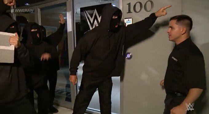 द रेट्रीब्यूशन Raw में आ सकते है नजर