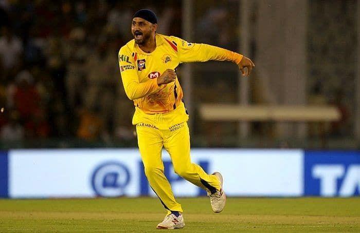 Harbhajan Singh is in the UAE ahead of IPL 2020