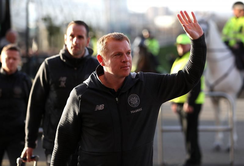 Neil Lennon is planning a tenth consecutive Scottish league title with Celtic