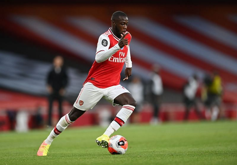 Nicholas Pepe could be one of the key men for Arteta next season.