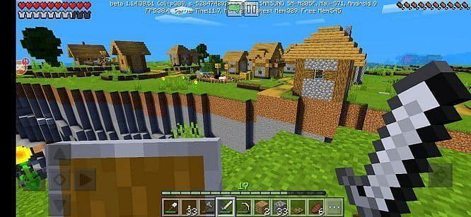 Minecraft on GameLoop (Image credits: GameLoop)
