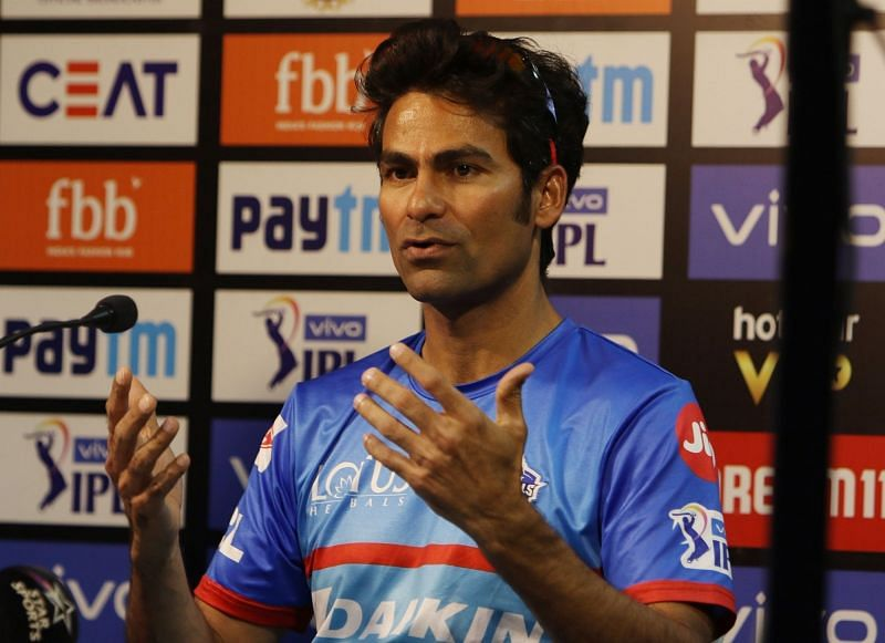 Kaif is now an Assistant Coach at the Delhi Capitals