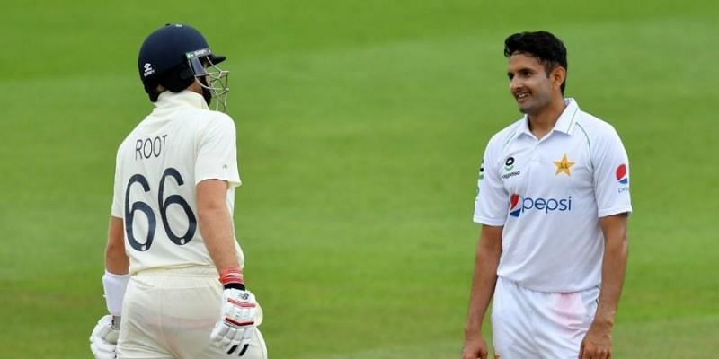 SMIZE: to smile with your eyes, a la Joe Root and Abbas