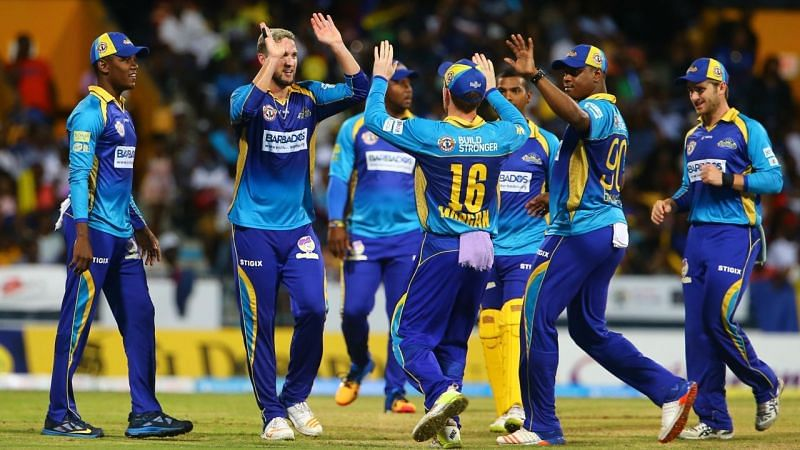 The Barbados Tridents have won the CPL title on two occasions, defeating the Guyana Amazon Warriors both times