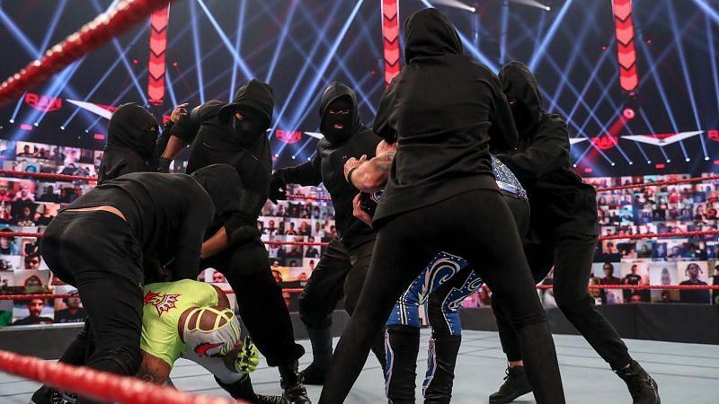 इस हफ्ते Raw में WWE ने कई अहम गलतियां की
