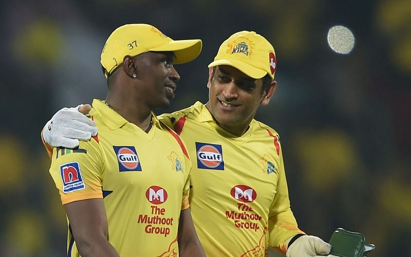 CSK star Dwayne Bravo stated that MS Dhoni always gave his players the belief and confidence that they need