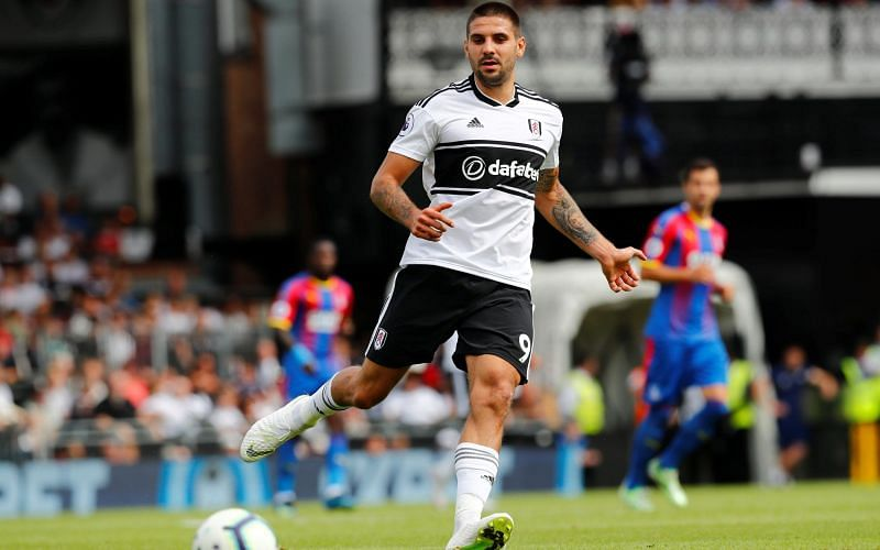 Aleksandar Mitrovic is a huge doubt for Fulham ahead of the final