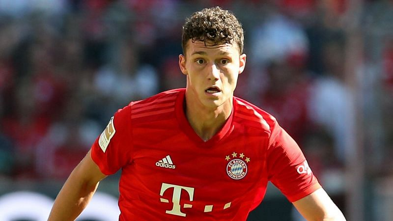Benjamin Pavard is one name on the sidelines for Bayern Munich