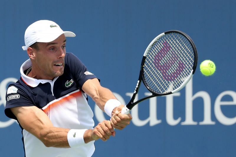 Roberto Bautista Agut at the 2019 Western & Southern Open