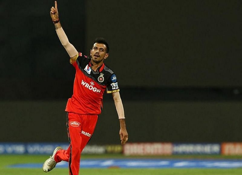 Yuzvendra Chahal has picked up 100 wickets in 84 IPL matches. Credits: Royal Challengers Bangalore