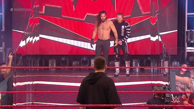 WWE मंडे नाइट रॉ (Raw)