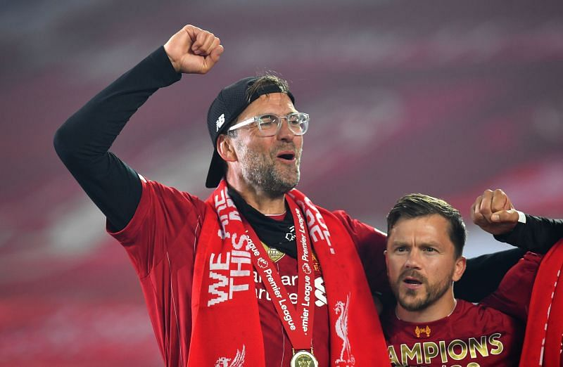 Jurgen Klopp is set to put the final touches to his squad as they head to the start of their title defence