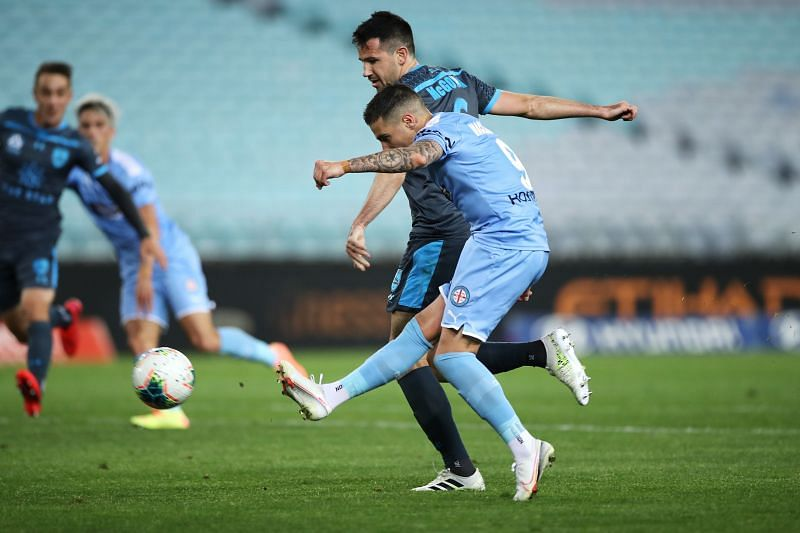 Melbourne City has a potent attack