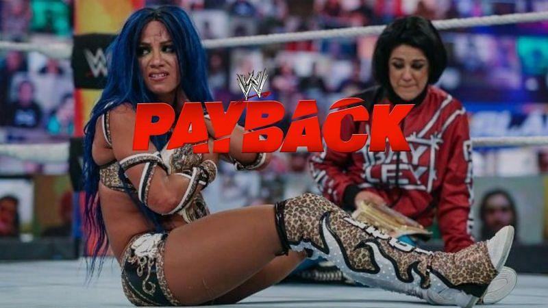 Sasha Banks and Bayley would face an unlikely team at Payback.