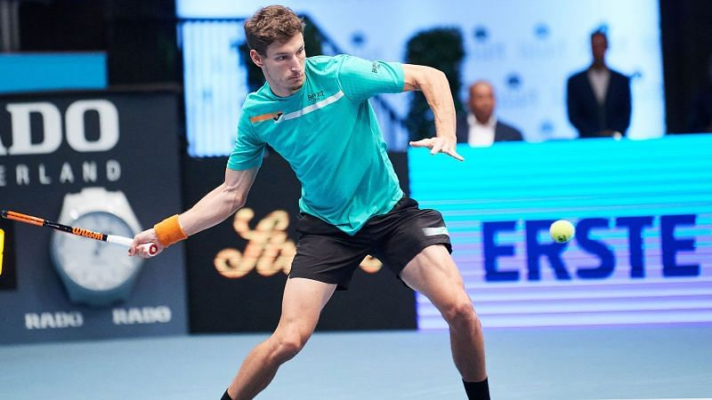 Pablo Carreno Busta will look to open his campaign at the 2020 US Open with a win
