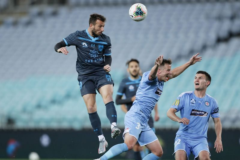 Melbourne City takes on Sydney FC this Sunday