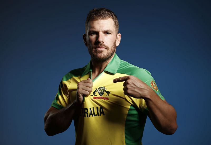 Aaron Finch is the limited overs captain of Australia right now