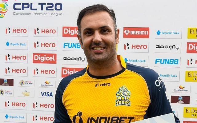 Mohammad Nabi won the Man-of-the-Match award