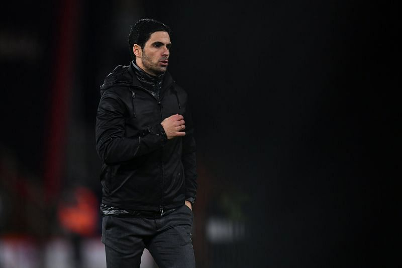 Mikel Arteta is looking to strengthen his Arsenal squad this summer
