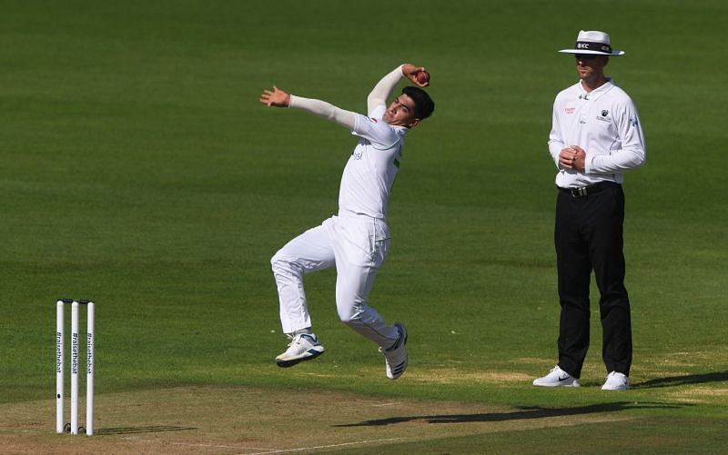 England v Pakistan: Day 5 - Second Test #RaiseTheBat Series