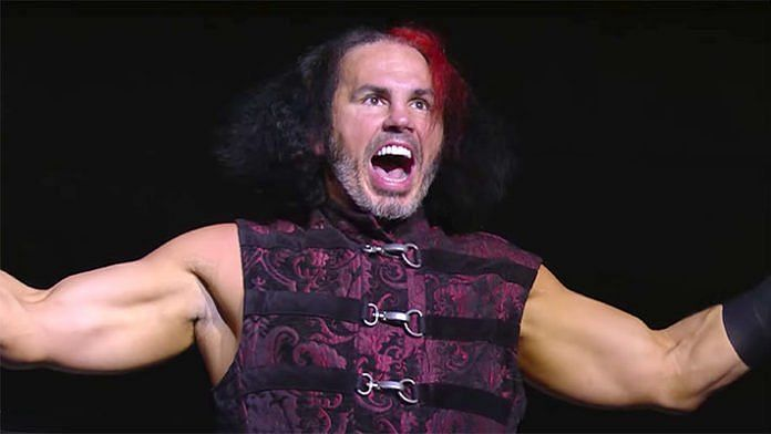 Matt Hardy is set to face Sammy Guevara in AEW once again.