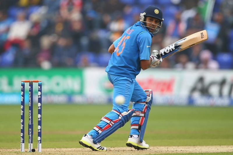 India v Sri Lanka: Semi-Final - ICC Champions Trophy