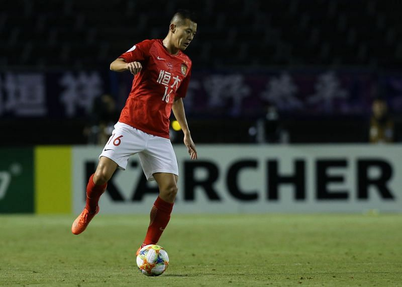 Guangzhou Evergrande is one of the strongest teams in China
