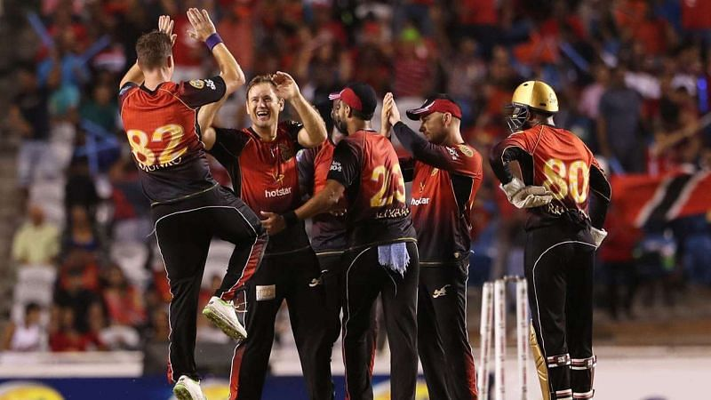 The Trinbago Knight Riders have won 3 CPL titles in the 7 years of the tournament