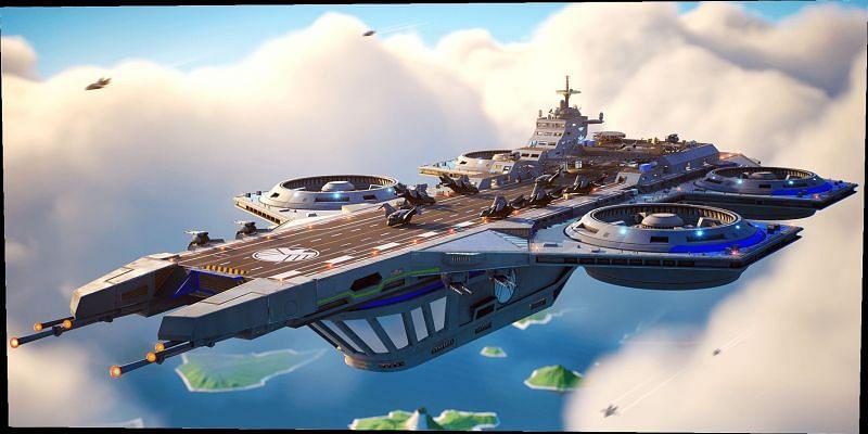 Fortnite Chapter 2, Season 4 - Image Credits: Epic Games