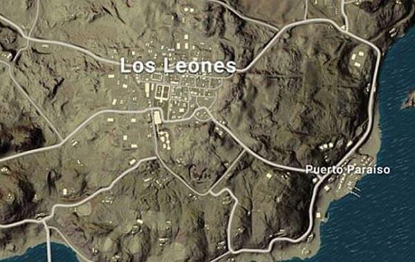 Los Leones in PUBG Mobile