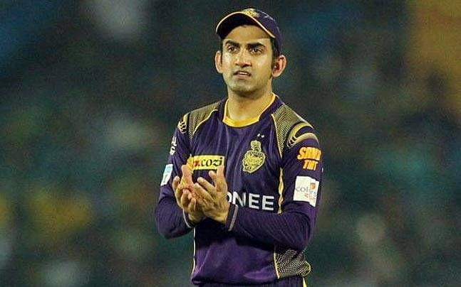 Gautam Gambhir was a key reason for the rise of the Kolkata Knight Riders in IPL